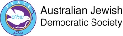 Australian Jewish Democratic Society Inc