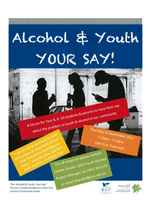 Alcohol & Youth, Your Say! Forum Report