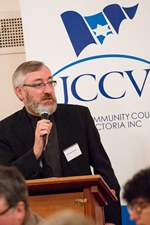 JCCV & EIC Host Jewish Catholic Friendship Dinner