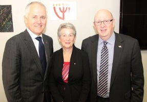 Malcolm Turnbull Adresses JCCV