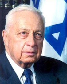 On the passing of Ariel Sharon