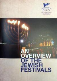 JCCV Launches Jewish Festivals Booklet