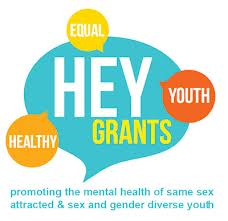 "JCCV awarded ""HEY Grant"" to support same sex attracted and gender/sex diverse  people"