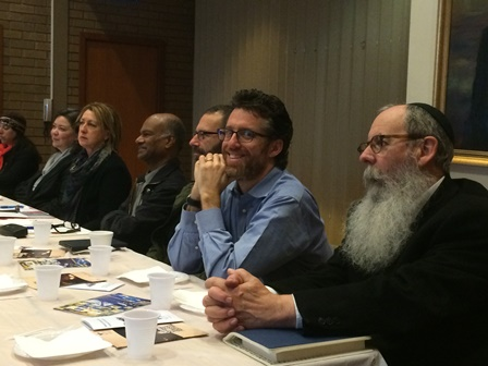 Intensive Jewish Immersion Day for Multifaith Pastoral Carers