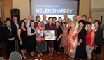 The Jewish Community Farewells Helen Shardey in Style